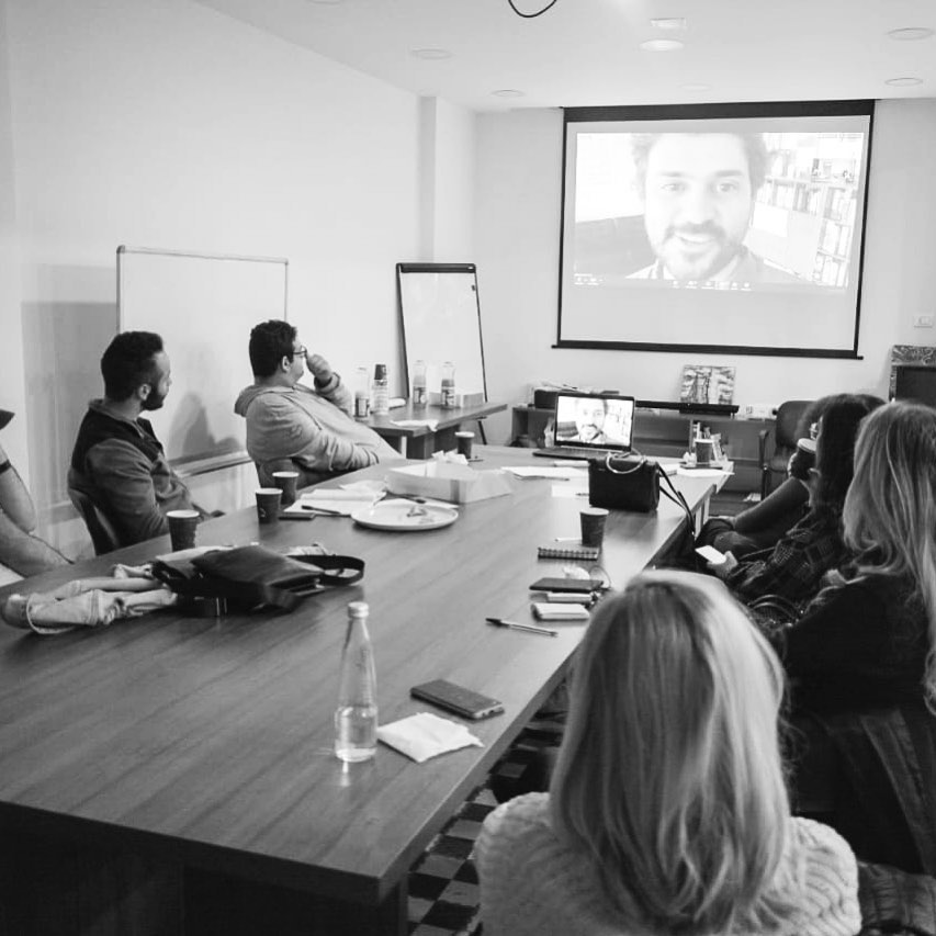 The Olive Grove Conference Room Webinar image